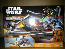 BNIB Star Wars The Force Awakens Micromachines First Order Star Destroyer in Ramstein, Germany