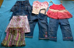 Toddler Girls Clothes - Size 5T - Spring/Summer - 17 Pieces in Tinley Park, Illinois