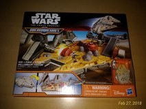 BNIB Star Wars The Force Awakens Micromachines Millenium Falcon in Ramstein, Germany