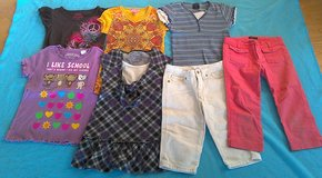 Girls Clothes - Size 7/8 - Spring/Summer - 7 Pieces in Tinley Park, Illinois