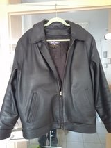 MENS WARM LEATHER JACKET in Tampa, Florida