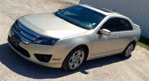 2010 Ford Fusion SE in Spring, Texas