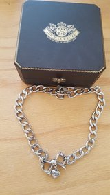 Juicy Couture Necklace Silver in Travis AFB, California