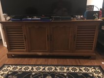 Zenith record player stereo cabinet in DeKalb, Illinois