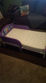 Frozen Toddler Bed in Fort Carson, Colorado