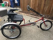 Adult tricycle Worksman PAV STR 3CB in Waukegan, Illinois