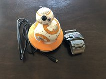 Sphero BB-8 droid and Force band in Fort Meade, Maryland