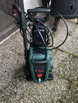 Power washer in Ramstein, Germany