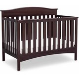 Delta Children Baker 4-in-1 Convertible Crib (Dark Chocolate) - NEW! in Oswego, Illinois