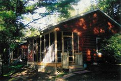 Weekly summer cabin rental 2 and 3 bedroom, Minocqua, WI in Glendale Heights, Illinois