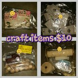 craft items in Fort Bliss, Texas