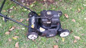 "MTD YARD MACHINES 21"" PUSH MOWER in Kingwood, Texas"