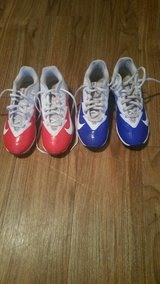 baseball cleats nike size 1 youth in Lawton, Oklahoma