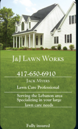 J&J mowing and Lawn Service in Fort Leonard Wood, Missouri