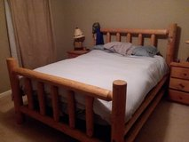 Log Bed Frame in Bowling Green, Kentucky