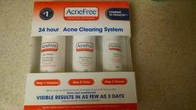 Acne Free kit ( NEW, never opened) in Fort Drum, New York