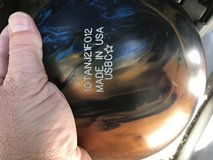 3 different size bowling balls in Kingwood, Texas