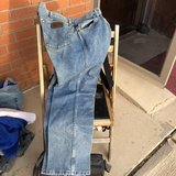 Another Pair of Wranglers in Alamogordo, New Mexico