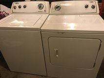 Whirlpool Washer and Dryer in Hopkinsville, Kentucky