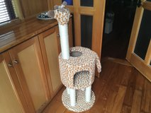 Cat home/ scratching pole (new) in Okinawa, Japan