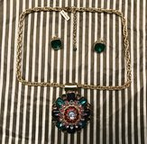 The Limited Costume Jewelry Earrings and Necklace Set in San Diego, California