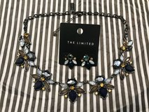 The Limited, Costume Jewelry Earrings and Necklace Set in San Diego, California