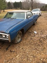 1968 Pontiac Catalina convertable for sale in Nashville, Tennessee