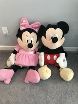 Big mickey and Minnie in Yorkville, Illinois