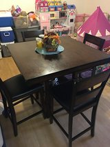 Dinning table with 4 chairs in Fort Irwin, California