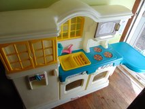 Little Tikes Kitchen / Grocery and 300+ Food Items in Sandwich, Illinois