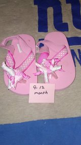 pink sandal in Fort Campbell, Kentucky
