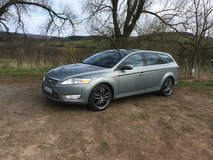 Ford Mondeo Wagon, automatic, 163 HP, A/C, Great condition, new pov Inspection in Ramstein, Germany