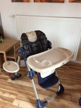 Chicco high chair in Ramstein, Germany