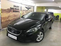 2015 Volvo V40 in Spangdahlem, Germany