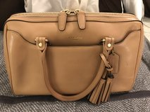 Coach Light Tan Legacy Haley Domed Satchel in San Diego, California