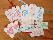 11 Gift Tags in Ramstein, Germany