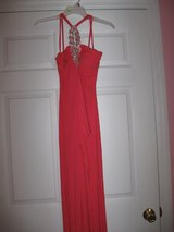 prom dress sz  med in Camp Lejeune, North Carolina
