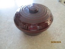 Vintage MarCrest Ceramic Bean Pot in Oswego, Illinois