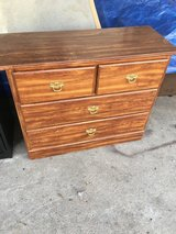 "4 drawer chest 39.5x16"" 31"" tall in Fort Riley, Kansas"