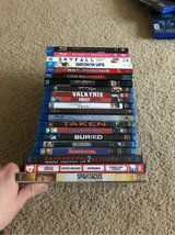 Blu-ray movies in Leesville, Louisiana