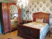 French Bedroom Set -  Style Louis XVI circa 1900 in Spangdahlem, Germany