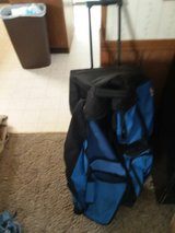baseball bag in Fort Riley, Kansas
