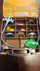 Beyblades with Case in Warner Robins, Georgia
