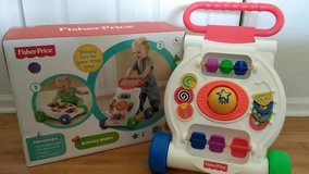 Fisher Price Activity Walker in Camp Lejeune, North Carolina