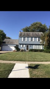 House washing in Plainfield, Illinois