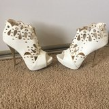 "*Reduced* Scene by ShoeDazzle ""Karie"" Booties in Camp Pendleton, California"
