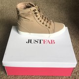 "*Reduced* JustFab ""Faria"" Wedged Hightops in Camp Pendleton, California"