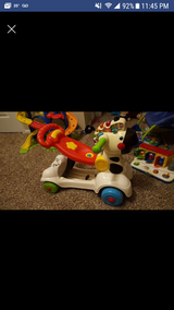 Zebra 3 in 1 ride on toy in Glendale Heights, Illinois