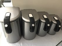 Simple Human Kitchen Containers--stainless steel in Keesler AFB, Mississippi
