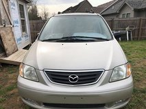 2001 Mazda MPV Needs work in Fort Campbell, Kentucky